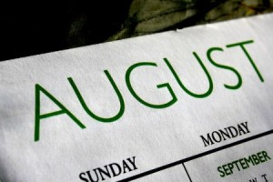 What Is On Sale In August