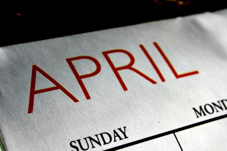 What's On Sale The Month of April