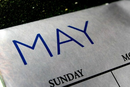 What's On Sale The Month of May