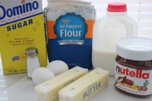 nutella pop tarts ingredients