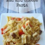 smokey mac and cheese pasta