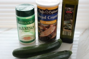 baked zucchini parmesan crisps ingredients