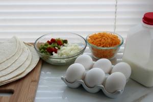 breakfast burritos ingredients