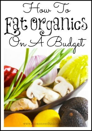 How To Eat Organic Foods On A Budget