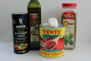 Pizza Sauce Recipe Ingredients