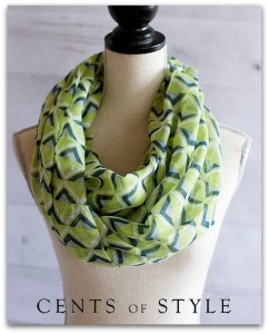 Cents of Style Sale | Summer Infinity Scarves For $5.97 Shipped!