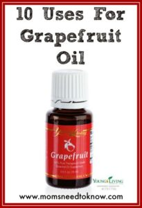10 Ways to Use Grapefruit Essential Oils