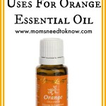 12 Uses for Orange Essential Oils