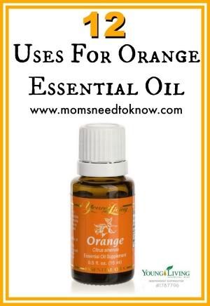 12 Ways To Use Orange Essential Oils Moms Need To Know