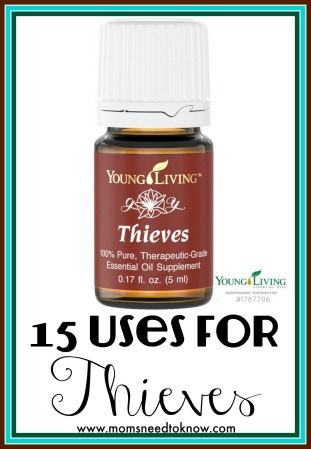 15 Uses for Thieves Oils