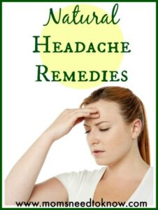 6 Natural Headache Remedies For You To Try