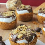 Baked SMores Cups