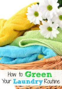 How to Green Your Laundry Routine and Save Money