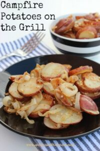 Campfire Potatoes on the Grill