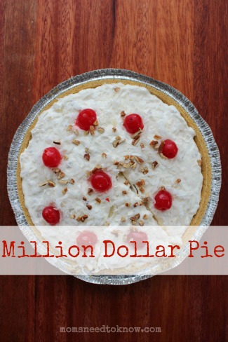 Million Dollar Pie 2