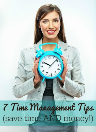 7 Tips To Save You Time and Money