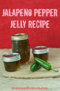 Jalapeno Pepper Jelly Recipe