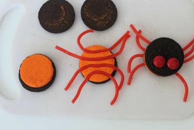 Oreo Spiders