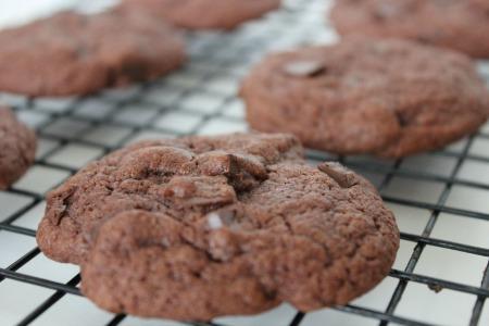 Melting Snowman Cookies process1