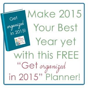 Free Organizing Printables