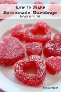How To Make Homemade Gumdrops | Fun Valentine's Day Treat!