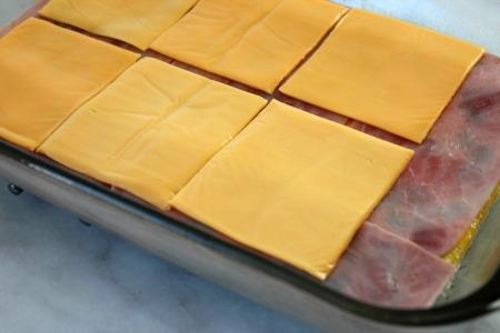 Denver Omelette Breakfast Sliders - Easy To Make and Freezer Friendly process4