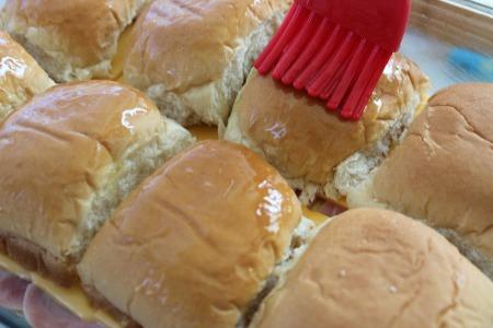 Denver Omelette Breakfast Sliders - Easy To Make and Freezer Friendly process5