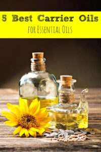 5 Best Carrier Oils When Using Essential Oils