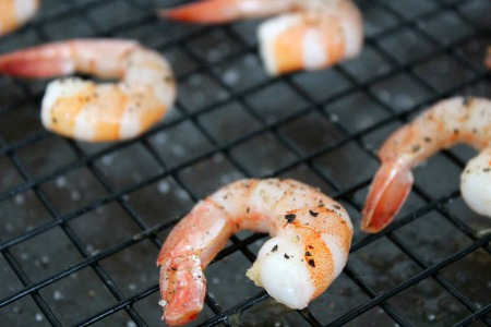 Copycat Olive Garden Shrimp and Broccoli Alfredo process