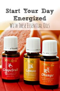 Get a great start to your day with these oils that will wake you up and leave you energized!