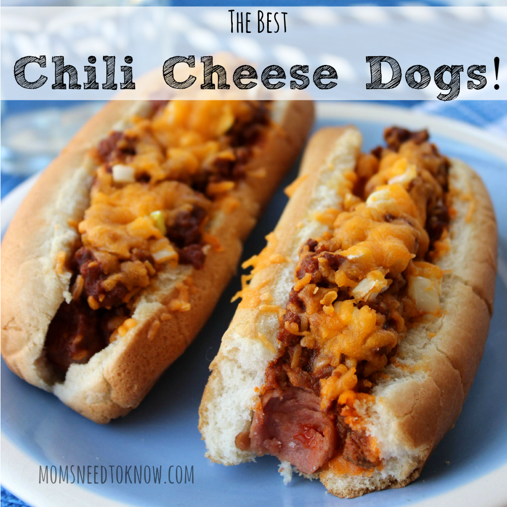 Best Chili Recipe For Chili Cheese Dogs