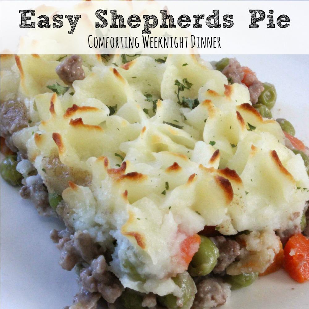 Easy Shepherds Pie Recipe sq