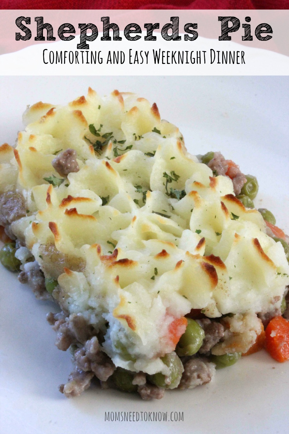 Easy Shepherds Pie Recipe | Quick Weeknight Dinner! | Moms ...