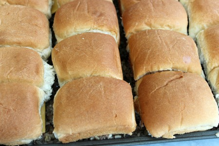 How To Make White Castle Sliders process4