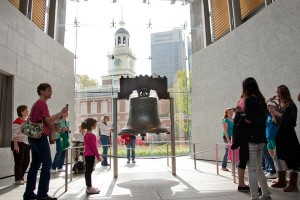 Liberty Bell Independence Hall