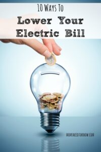 You can make some even bigger changes to your household budget by following these ways to save on your electric or gas!