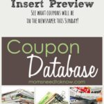 Coupon Insert Preview