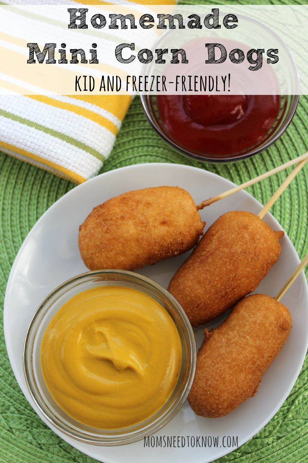 mini corn dogs easy homemade mini corn dogs homemade corn dogs