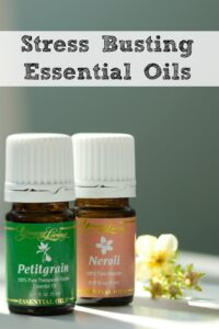 How To De-Stress With Essential Oils