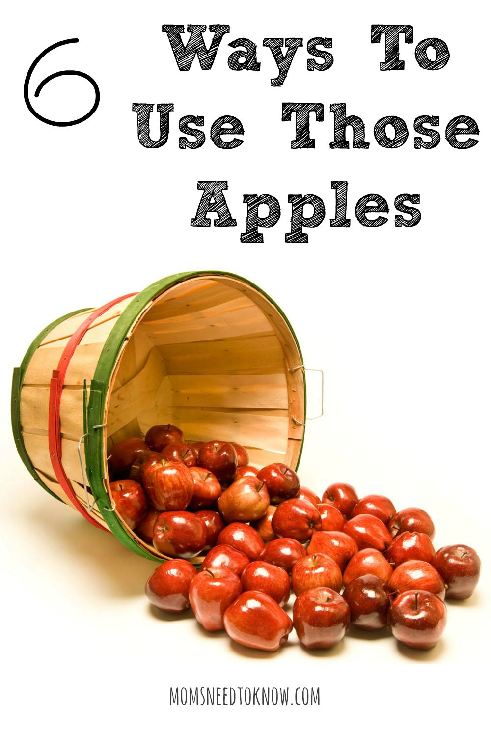6 Ways To Use Those Apples