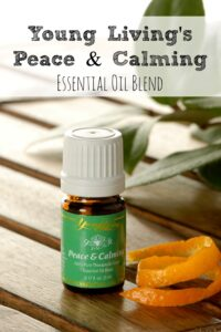 My Absolute Favorite Essential Oil | Peace and Calming!