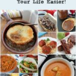 If you have a little more time to plan, here are 24 slow cooker recipes!