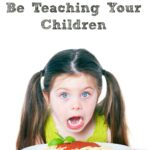 6 Basic Manners That You Should Be Teaching Your Children