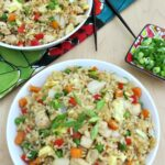 Easy Fried Rice Recipe  How To Make Chicken Fried Rice