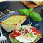 If you want another unique egg recipe, try my Eggs Italiano!