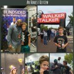 walker stalker con collage