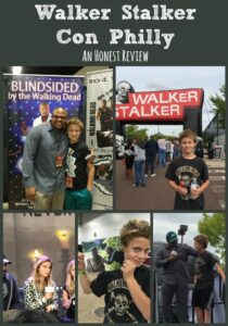 I Spent Last Weekend With Zombies (And Zombie KIllers) #WSCPhilly