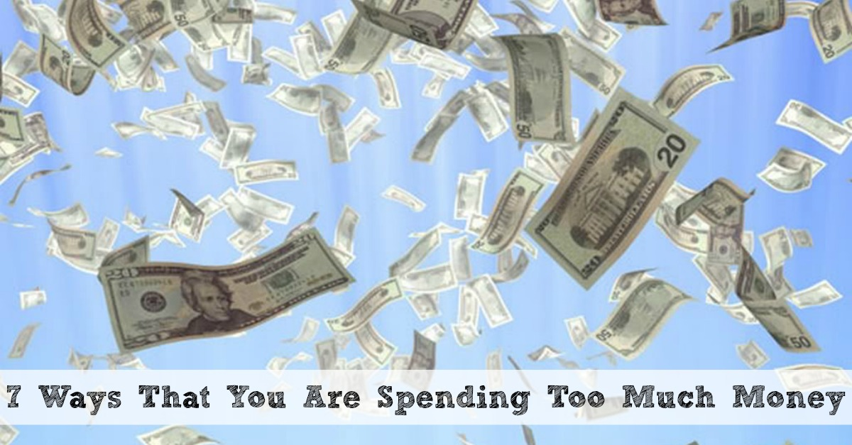 Ways that you are spending too much money moms need to know