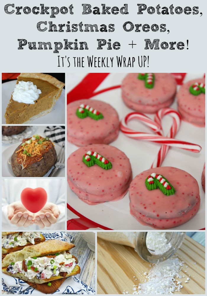 Weekly Wrap Up November 22 2015
