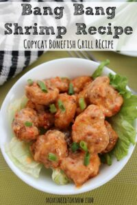 After years of going out to restaurants for this, I decided it was time to come up with my own bang bang shrimp recipe - I nailed it! This is delicious!